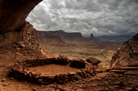 False Kiva Ruins - CRW_6661