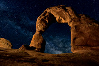 Delicate Arch Milky Way IMG_7818