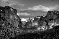Yosemite Valley - IMG_2571bw2