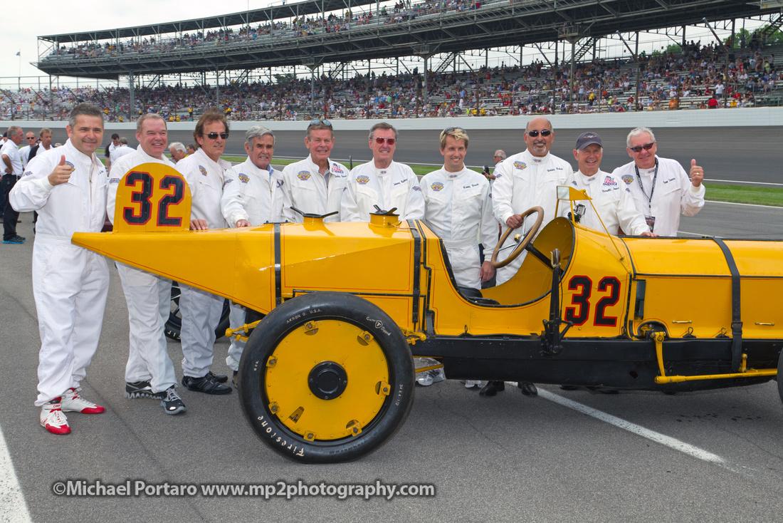 Lockharts 1927 pole car in